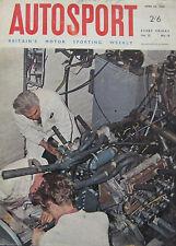 AUTOSPORT magazine 22/4/1966
