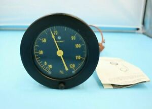 Ashcroft Pressure Dial Thermometer w/10ft tubing (-20 - 120 degrees)