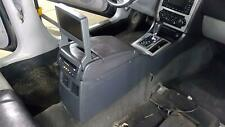 06-07 Dodge Charger Center Floor Console with Rear DVD System