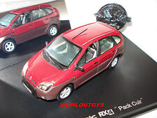UNIVERSAL HOBBIES RENAULT SCENIC RX4 PACK LEATHER Red to the 1/43°