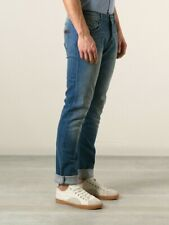 NEW men's 7 for all Mankind CHAD JEANS size W 36 L 36 Slim Straight leg stretch