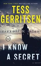 Tess Gerritsen I KNOW A SECRET (Rizzoli & Isles) Unabridged CD *NEW* FAST Ship!