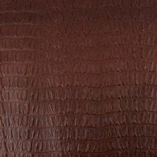 Kunstleder Meterware KROKO Kiesel Stein Krokodil 150cm breit Preis ab 0,50 Lfm