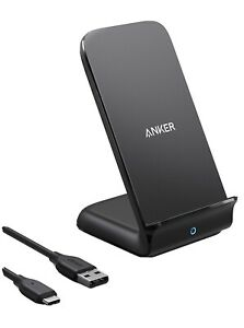 ANKER  PowerWave 7.5  Fast Charging Stand iPhone, Galaxy New in Box