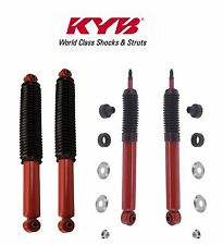 Dodge Ram 1500 4WD Front and Rear Shock Absorbers Kit KYB MonoMax 565104 565129