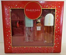 Elizabeth Arden Perfume Set~ Red Door Sunflowers Green Tea 5th Avenue Small