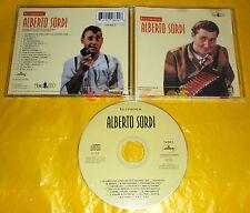 LE CANZONI DI ALBERTO SORDI - CD 1997 ○○○○○ USATO