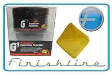 G3 Pro Supergloss Paste Wax & Microfibre **FAST & FREE DELIVERY**