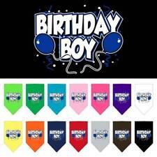 Mirage Pet Products - Birthday Boy Dog Bandana