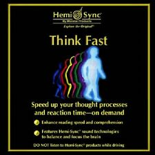 Think Fast Hemi-Sync CD Human Plus