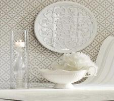 Laura Ashley Mr Jones Dove Grey Wallpaper. Batch Number May Vary