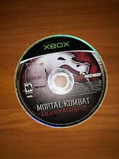Mortal Kombat: Deadly Alliance (Xbox, 2003)
