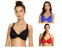 Freya In The Mix Halterneck Bikini Top 3820 Multiway * Red, Pink, Blue, Black