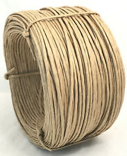 1 Lb Basketmaking 1/8 Inch Twisted Round Reed