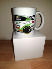 2018 60th BTCC British Touring Car Driver Rob Austin Alfa Romeo Coffee Tea Mug