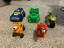 Transformers Playskool Heroes Rescue Bots Lot * Look *