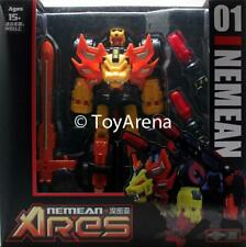TFC Toys Project Ares TFC-01 Ares Nemean Transformers Action Figure