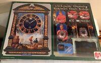 Jumbo International Anno 1690 WORKING CLOCK 437 Piece Jigsaw Puzzle NEW SEALED