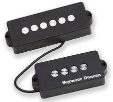 Seymour Duncan Quarter-Pound 5-String Alnico 5 High Output P-Bass Pickup Set NEW