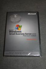 Windows Small Business Server 2003 Premium Edition T75-00039 nuevo paquete de transición