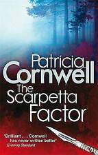 The Scarpetta Factor by Patricia Cornwell BRAND NEW BOOK (Paperback, 2010)