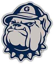 "Georgetown Hoyas University College NCAA Car Bumper Vinyl Sticker Decal 4""X5"""