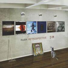 Retrospective III 0075678967931 by Rush CD