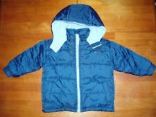 Infant Boys Navy Blue Puffer Jacket by Athletic Works  Size 24 Months  LN!