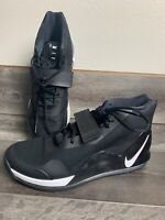 Nike Air Force Max '18 Black Size 9 New Old Stock Basketball Shoes