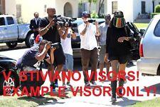 Sport Sun Visor UV Blocking Hat Protection Driving Mask Shade Block HeadBand Cap