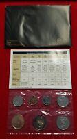 2006 Canada Uncirculated Proof-Like Mint Set w/ original Envelope & COA