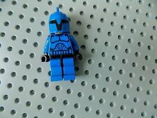 Lego Star Wars Minifigure Senate Commando - Plain Light Flesh Head