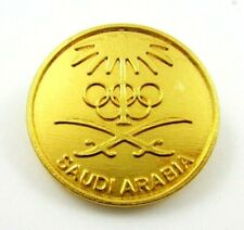 Saudi Arabia NOC Olympic Pin Badge for Athens 2004 Olympics