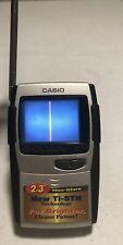 Casio TV - 880B 2.3 inch mini color TV Casio Tv a3m