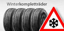 VW Golf VII Winterräder, 15 Zoll, Stahlfelgen,Winterreifen 195/65R15