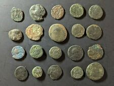 New ListingLot of 20 Ancient Uncleaned Roman Coins