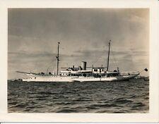BATEAUX DU MONDE  c. 1930 - Jolis Yacht  - PP 234