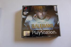 PS1 Playstation 1 Spiel Galerians