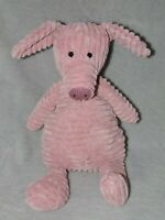 JELLYCAT PINK PIG  SOFT TOY CORDY ROY 16 INCH COMFORTER DOUDOU