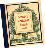 F A O Schwarz 1913 TOY CATALOG dolls Steiff Trains Toys wind-ups costumes games