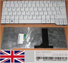 "Clavier Qwerty UK AMILO PA3515 SA3650 P5710 15.4"" V080230CK1 90.4H707.S0H Blanc"
