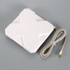 Convenient 35dBi 3G 4G LTE Dual MIMO ANTENNA BOOSTER AERIAL TS9 plug Huawei