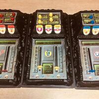 Space Crusade commander Scanner + Pegs & Rank Badges Multi Listing