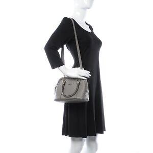 AUTH NWT GUCCI GUCCISSIMA Alma Bb BAG HANDBAG Crossbody Leather 449654