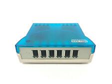 i.Link / FireWire 6 Port Repeater Hub R106T IEEE 1394 Blue