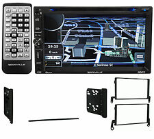 1999-2002 Lincoln Navigator Car Navigation/DVD/iPhone/Bluetooth Receiver Radio