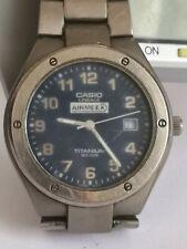 CASIO TITANIUM-Lineage- 5 Bar DATUM.