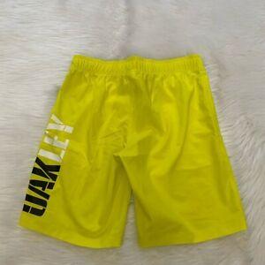 NEW wTag-OAKLEY Laser Yellow Board Shorts 34