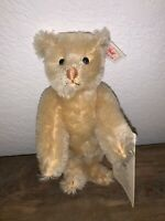 Vintage Steiff Blond Twin Teddy Bear Mohair Replica
