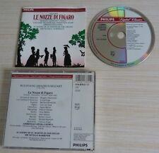 CD CLASSIQUE MOZART LE NOZZE DI FIGARO HIGHLIGHTS MARRINER 1985 WEST GERMANY